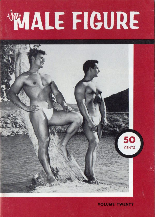 The MALE FIGURE Magazine (1961, Volume 20) Gay Pictorial Magazine