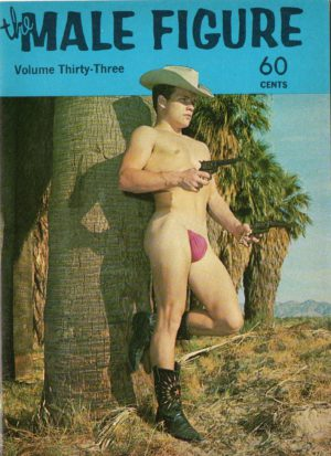 The MALE FIGURE Magazine (1965, Volume 33) Gay Pictorial Magazine