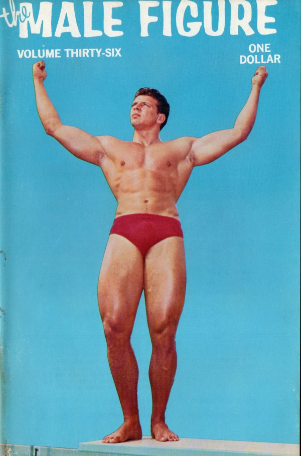 The MALE FIGURE Magazine (1966, Volume 36) Gay Pictorial Magazine