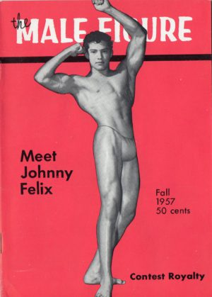 The MALE FIGURE Magazine (Fall 1957, No.6) Gay Pictorial Magazine