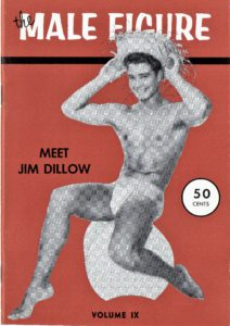 The MALE FIGURE Magazine (1957, Volume 9) Gay Pictorial Magazine