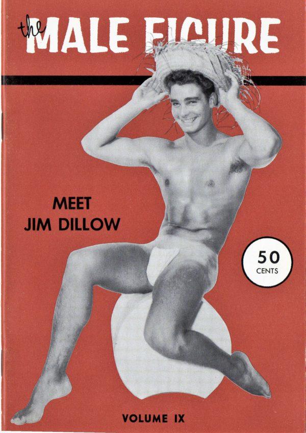 The MALE FIGURE Magazine (1957, Volume 9) Gay Pictorial Magazine