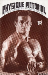 Physique Pictorial (Volume 11 #1 - Released August 1961) Gay Male Nudes Physique Digest Magazine