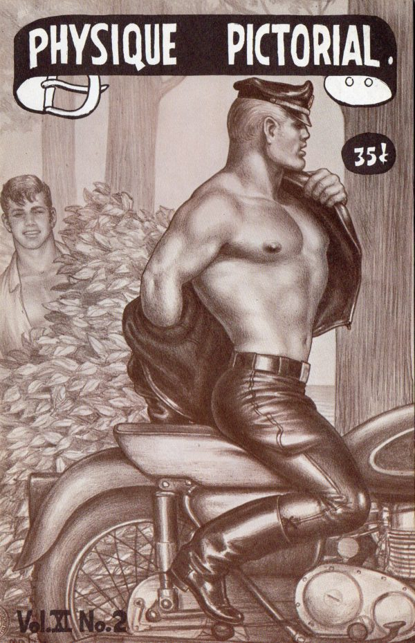 Physique Pictorial (Volume 11 #2 - Released November 1961) Gay Male Nudes Physique Digest Magazine