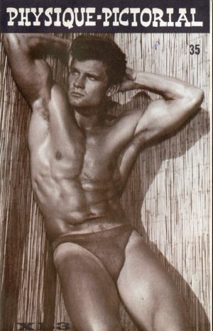 Physique Pictorial (Volume 11 #3 - Released March 1962) Gay Male Nudes Physique Digest Magazine