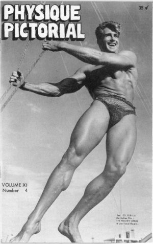 Physique Pictorial (Volume 11 #4 - Released May 1962) Gay Male Nudes Physique Digest Magazine