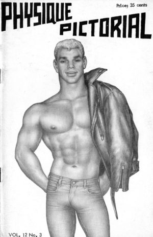 Physique Pictorial (Volume 12 #3 - Released January 1963) Gay Male Nudes Physique Digest Magazine