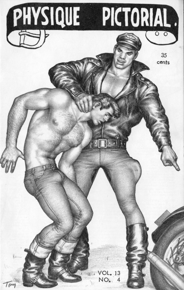 Physique Pictorial (Volume 13 #4 - Released May 1964) Gay Male Nudes Physique Digest Magazine