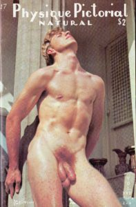 Physique Pictorial (Volume 17 #2-4 - Released January 1969) Gay Male Nudes Physique Digest Magazine