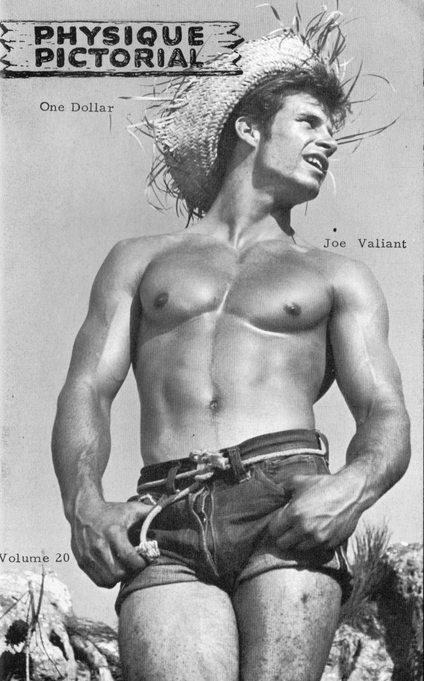 Physique Pictorial (Volume 20 - Released December 1971) Gay Male Nudes Physique Digest Magazine