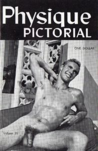Physique Pictorial (Volume 21 - Released July 1972) Gay Male Nudes Physique Digest Magazine