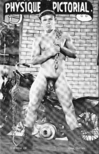 Physique Pictorial (Volume 24 - Released January 1974) Gay Male Nudes Physique Digest Magazine