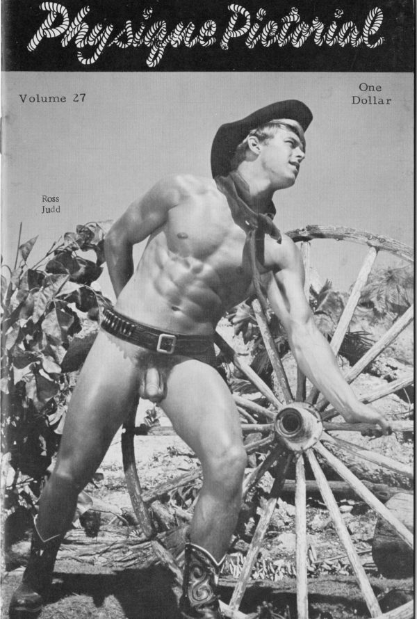 Physique Pictorial (Volume 27 - Released July 1975) Gay Male Nudes Physique Digest Magazine