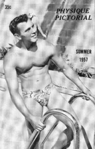 Physique Pictorial (Volume 7 #2 - Released Summer 1957) Gay Male Nudes Physique Digest Magazine