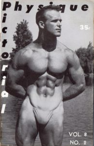 Physique Pictorial (Volume 8 #2 - Released Summer 1958) Gay Male Nudes Physique Digest Magazine