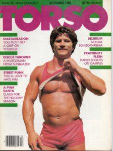 TORSO Magazine (December 1982) Gay Male Digest Magazine