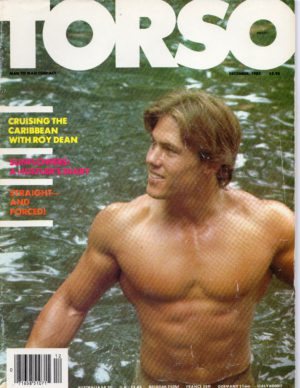 TORSO Magazine (December 1983) Gay Male Digest Magazine