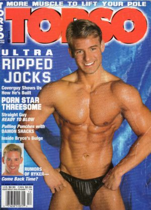 TORSO Magazine (December 1998) Gay Male Digest Magazine