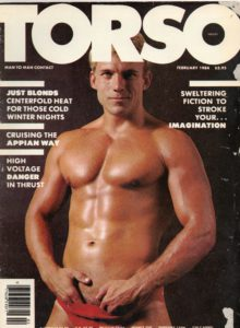 TORSO Magazine (February 1984) Gay Male Digest Magazine