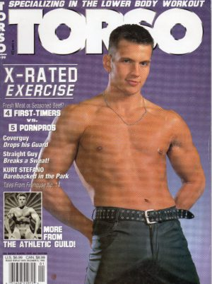 TORSO Magazine (January 1999, Volume 16, Number 6) Gay Male Digest Magazine