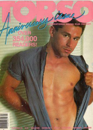 TORSO Magazine (July 1985) Gay Male Digest Magazine