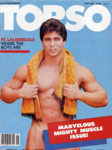 TORSO Magazine (June 1983) Gay Male Digest Magazine