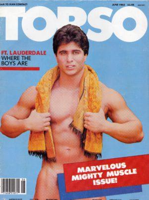 TORSO Magazine (June 1983) Gay Male Digest Magazine