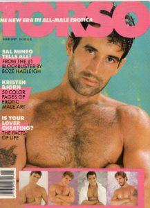 TORSO Magazine (June 1987) Gay Male Digest Magazine
