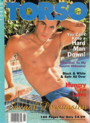 TORSO Magazine (June 1994) Gay Male Digest Magazine