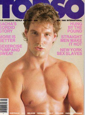 TORSO Magazine (May 1986) Gay Male Digest Magazine
