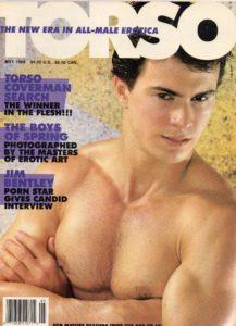 TORSO Magazine (May 1988) Gay Male Digest Magazine