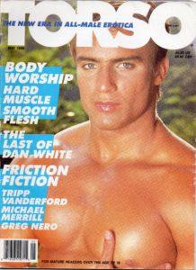 TORSO Magazine (May 1989) Gay Male Digest Magazine