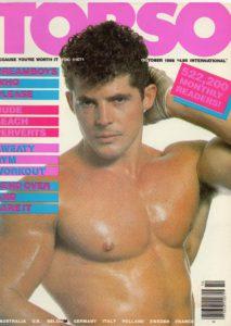 TORSO Magazine (October 1986) Gay Male Digest Magazine