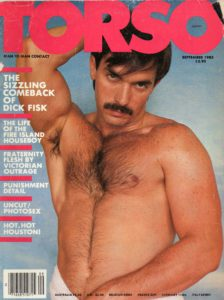 TORSO Magazine (September 1983) Gay Male Digest Magazine