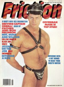 """FRICTION Magazine (August 1991) The """"Hand"""" Book for Men Who Dare!"""