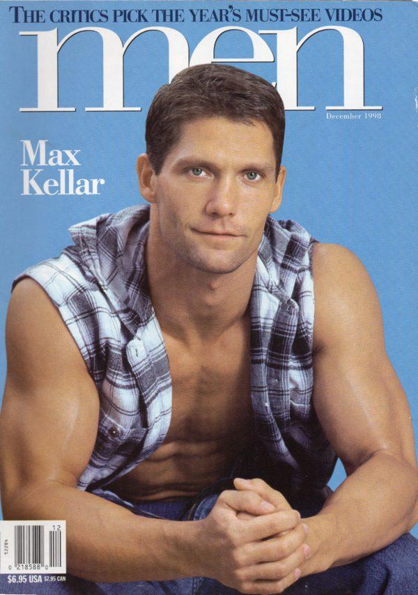 MEN Magazine (December 1998) Male Erotic Magazine