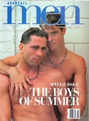 ADVOCATE MEN Magazine (Summer 1993) Male Erotic Magazine
