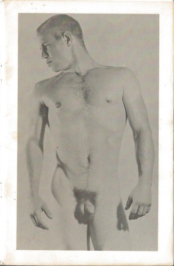 MALE Nudist Portfolio (Photographic Volume) Number One