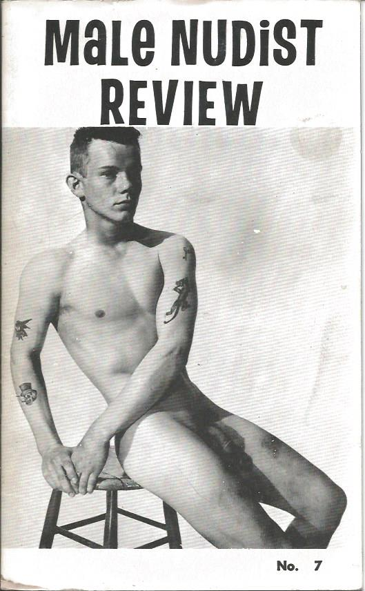 Male Nudist Review (Photographic Volume) No.7 - 1940s