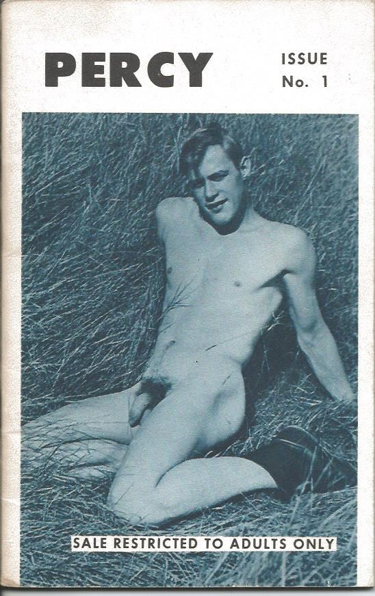 PERCY -Issue No.1 - Gay International Nudist Magazine