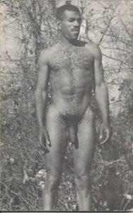 PERCY -Issue No.1 - Gay International Nudist Magazine