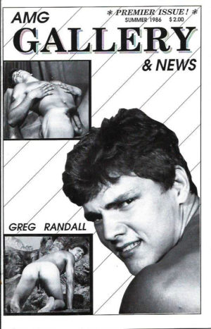 AMG GALLERY & NEWS Premiere Issue - Summer 1986