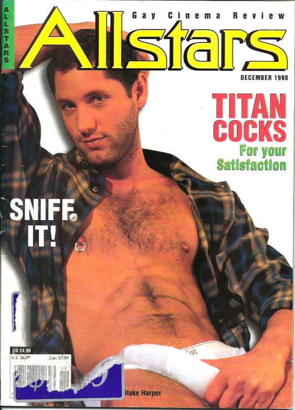 ALLSTARS (December 1998) Gay Cinema Review Magazine