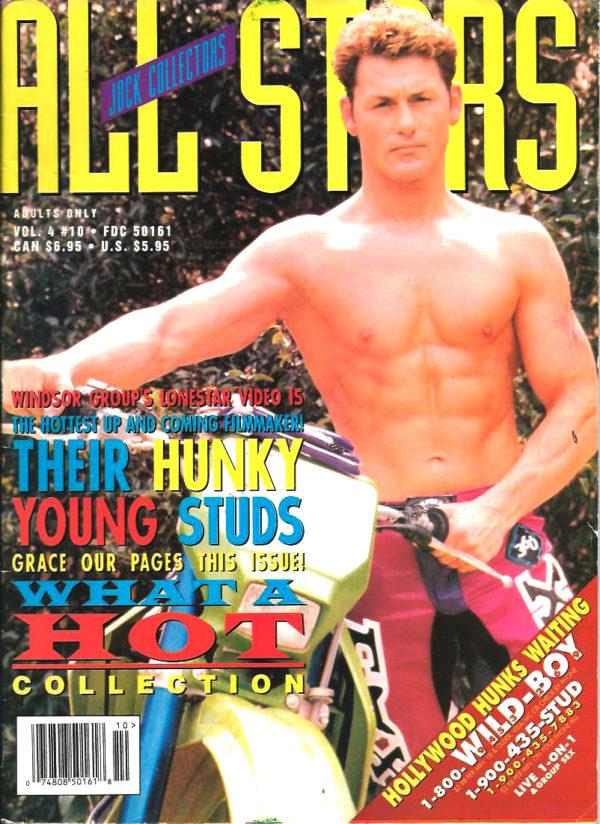 ALLSTARS (September 1995) Gay Cinema Review Magazine