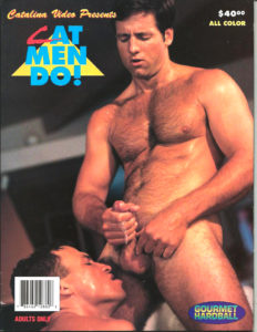 Catalina Video Presents - CAT MEN DO - Gay Full Color Illustrated Photo Magazine