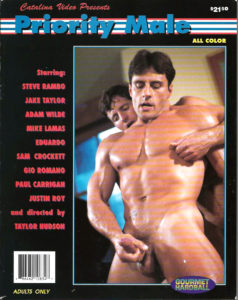 Catalina Video Presents - PRIORITY MALE - Gay Full Color Illustrated Photo Magazine