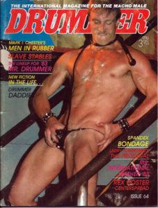 International DRUMMER Magazine (Issue 64) Gay Male Digest Magazine