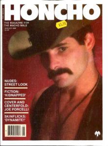 HONCHO Magazine (August 1980) Gay Male Digest Magazine