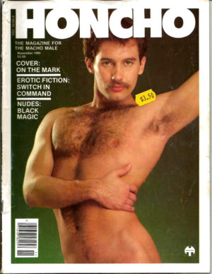 HONCHO Magazine (November 1980) Gay Male Digest Magazine