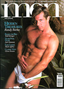 MEN Magazine (August 2001) Male Erotic Magazine